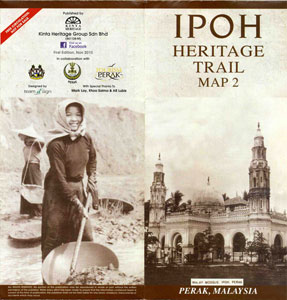 Ipoh Heritage Trail Map 2