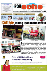 Ipoh Echo Newspaper